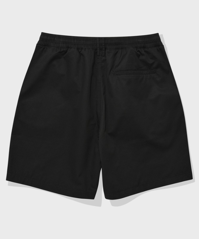 SP FIELD SHORT PANTS-BLACK