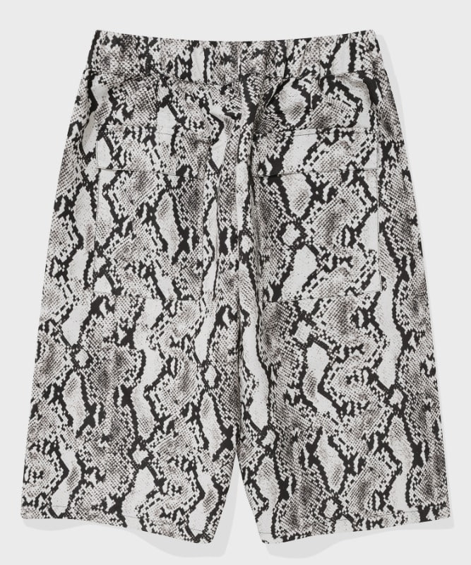 SP WIDE SHORT PANTS-PHYTON