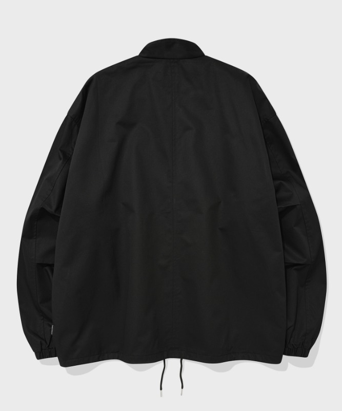 SP OVERSIZE M51 CROP FIELD PARKA-BLACK