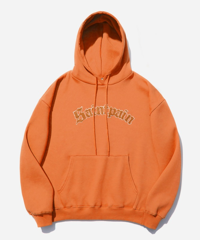 SP Arch Logo Hood-Orange