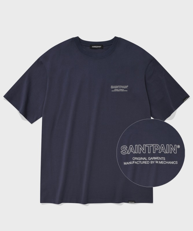 SP OUT LINE LOGO T-NAVY